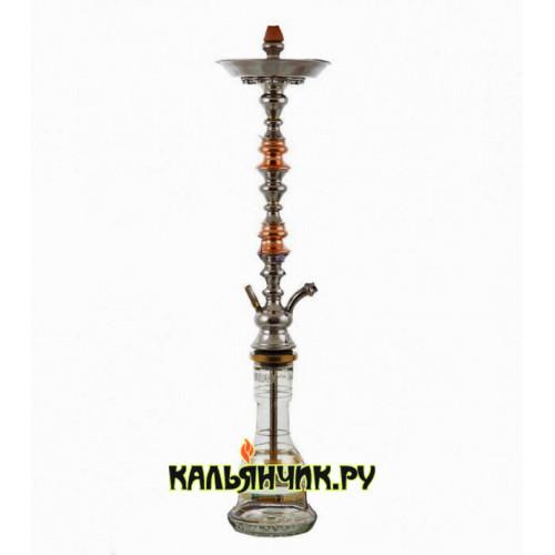 Кальян KHALIL MAMOON DOUBLE DVAMETAL OXIDE