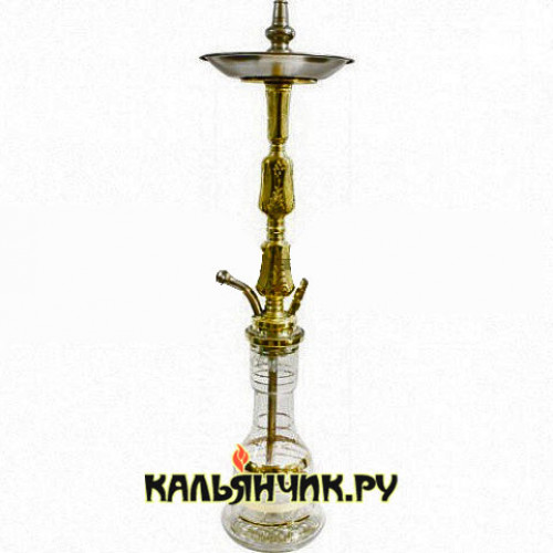Кальян KHALIL MAMOON DOUBLE KAMANJA 85 СМ