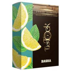 Табак для кальяна TICK TOCK BASHA (LEMON MINT ЛИМОН С МЯТОЙ) 100 гр.