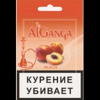 Табак для кальяна AL GANGA CREAM PEACH ПЕРСИК С КРЕМОМ