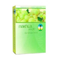 Табак для кальяна Nakhla MIX ICE GRAPE MINT ВИНОГРАД И МЯТА