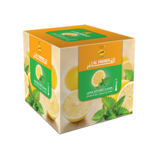 Табак для кальяна Al Fakher LEMON WITH MINT ЛИМОН С МЯТОЙ