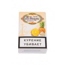 Табак для кальяна AL GANGA CREAM PINEAPPLE АНАНАС С КРЕМОМ