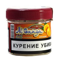 Табак для кальяна AL GANGA ORANGE АПЕЛЬСИН 50g.