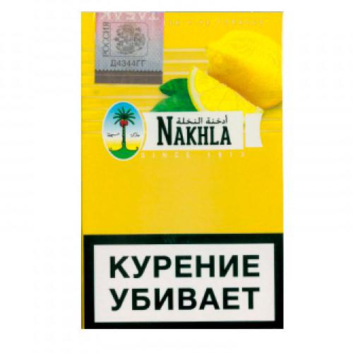 Табак для кальяна NAKHLA LEMON ЛИМОН
