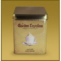 Табак для кальяна GOLDEN LAYALINA CAFE CREAM КОФЕ СО СЛИВКАМИ