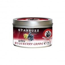 Табак для кальяна Starbuzz Exotic Blueberry Grape