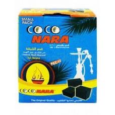 Уголь для кальяна COCO NARA КОКО НАРА 24 куб.