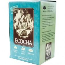 Уголь для кальяна кокосовый ECOCHA 108 куб.(1 кг.)