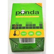 Уголь для кальяна кокосовый PANDA (1 кг.)