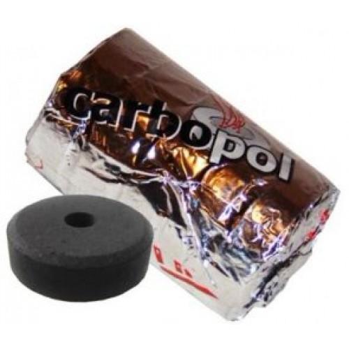 Уголь быстровоспламеняющийся Carbopol RING(Карбопол РИНГ) 38 мм