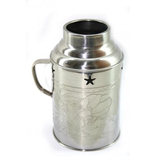 Колпак для кальяна MYA серебро