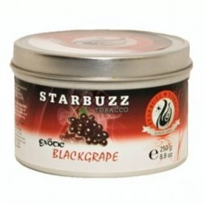 Табак для кальяна Starbuzz Exotic Black Grape