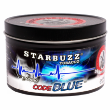 Табак для кальяна Starbuzz Bold Code Blue